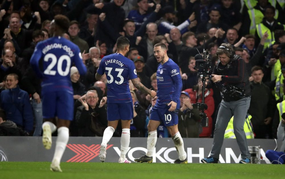 Hazard Could Leave Says Sarri