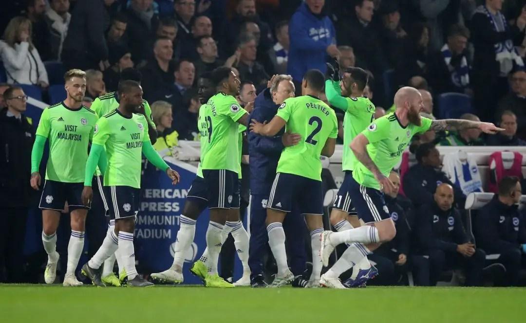 Hughton Defiant After Cardiff Loss