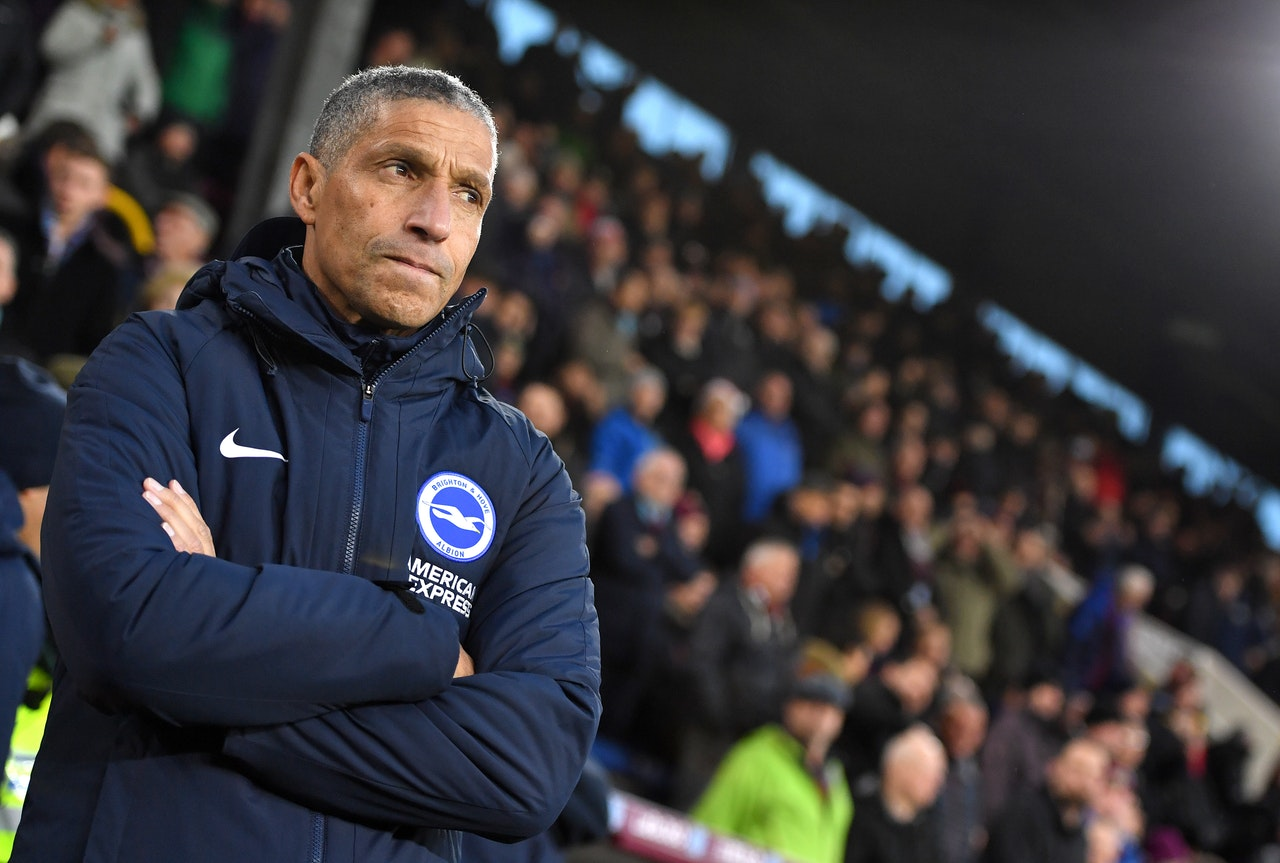 Hughton Urges Brighton To Step Up