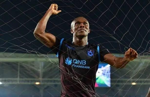 Nwakaeme Hits Goal No.10 In Turkey