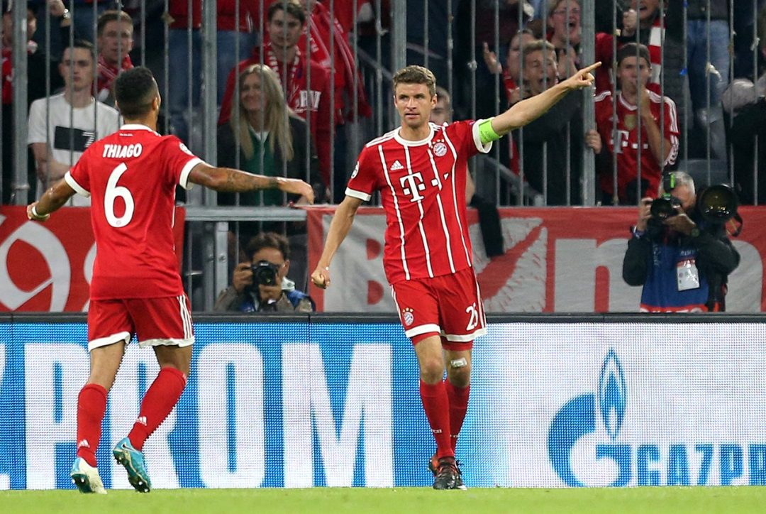 Muller Says Title Not Won Yet