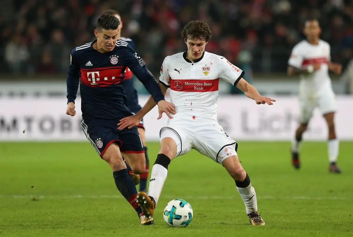 Pavard Accepts Responsibility For Stuttgart Struggles