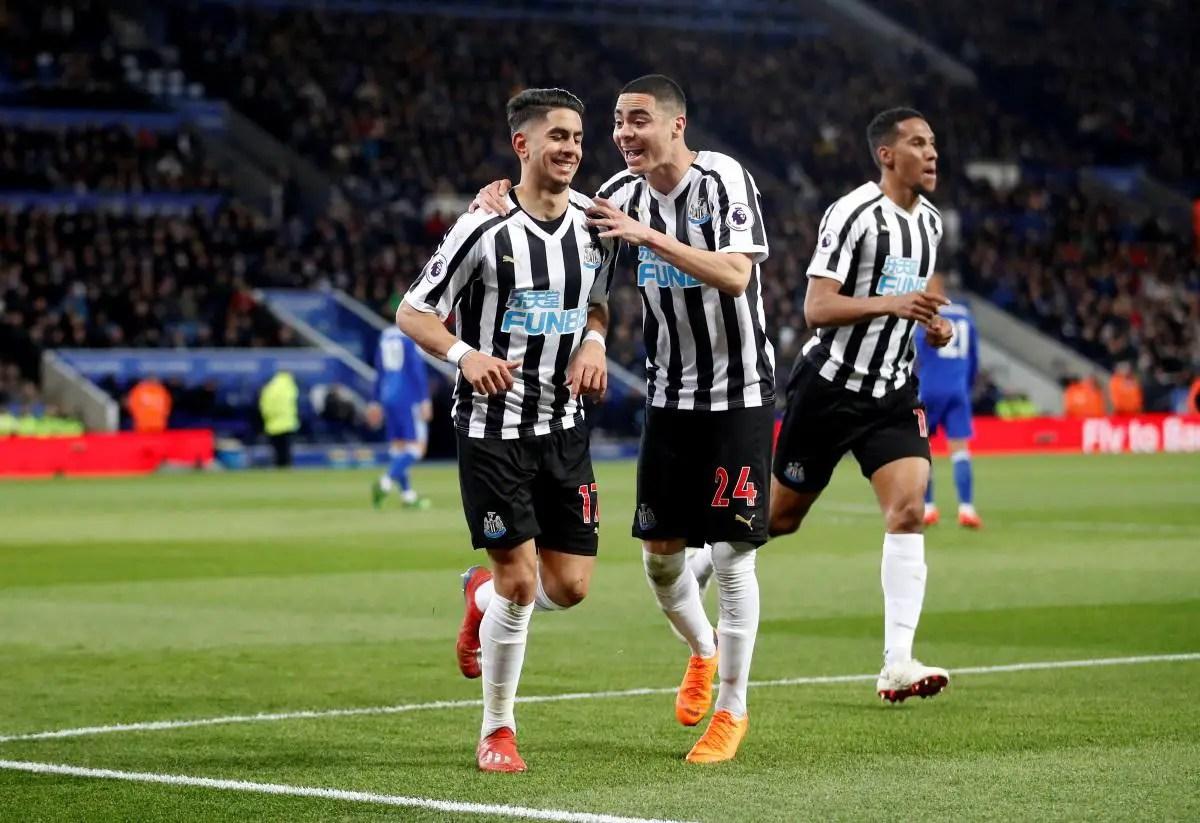 Perez Hints At Newcastle Exit