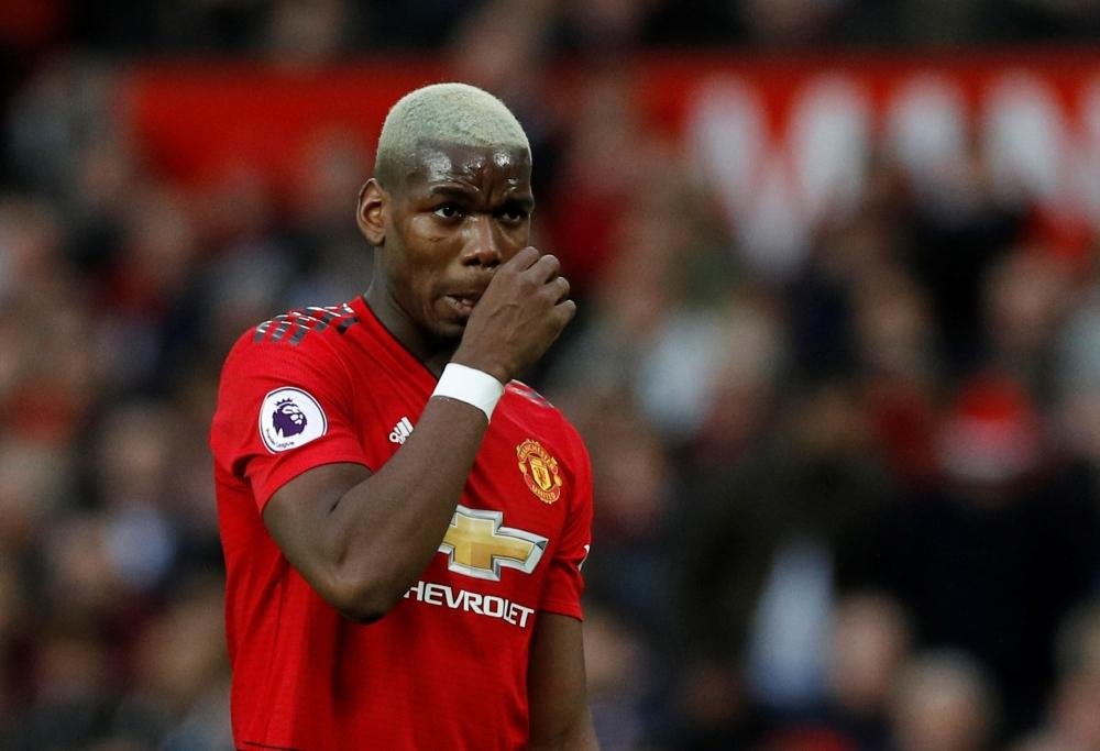 Pogba Faces United Pay Out