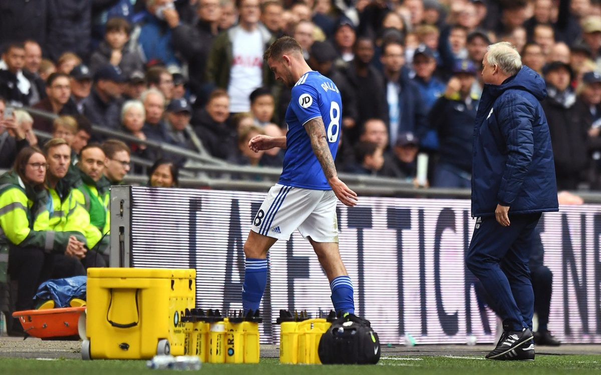 Ralls Out Of Fulham Clash
