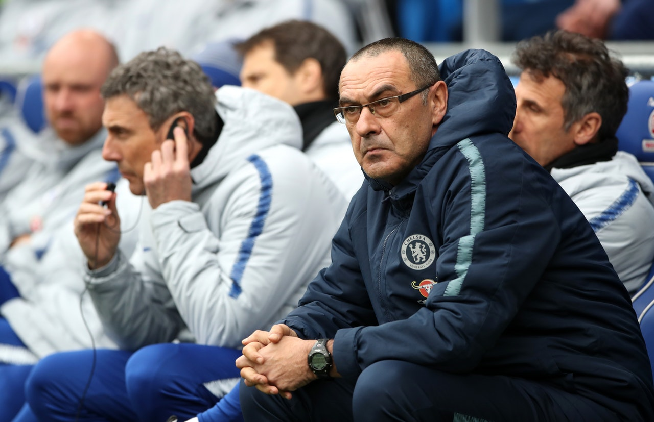Sarri Vows To Turn Chelsea Into Title Contenders