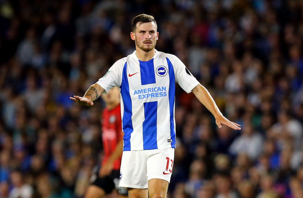 Brighton Duo Fit For Spurs Trip