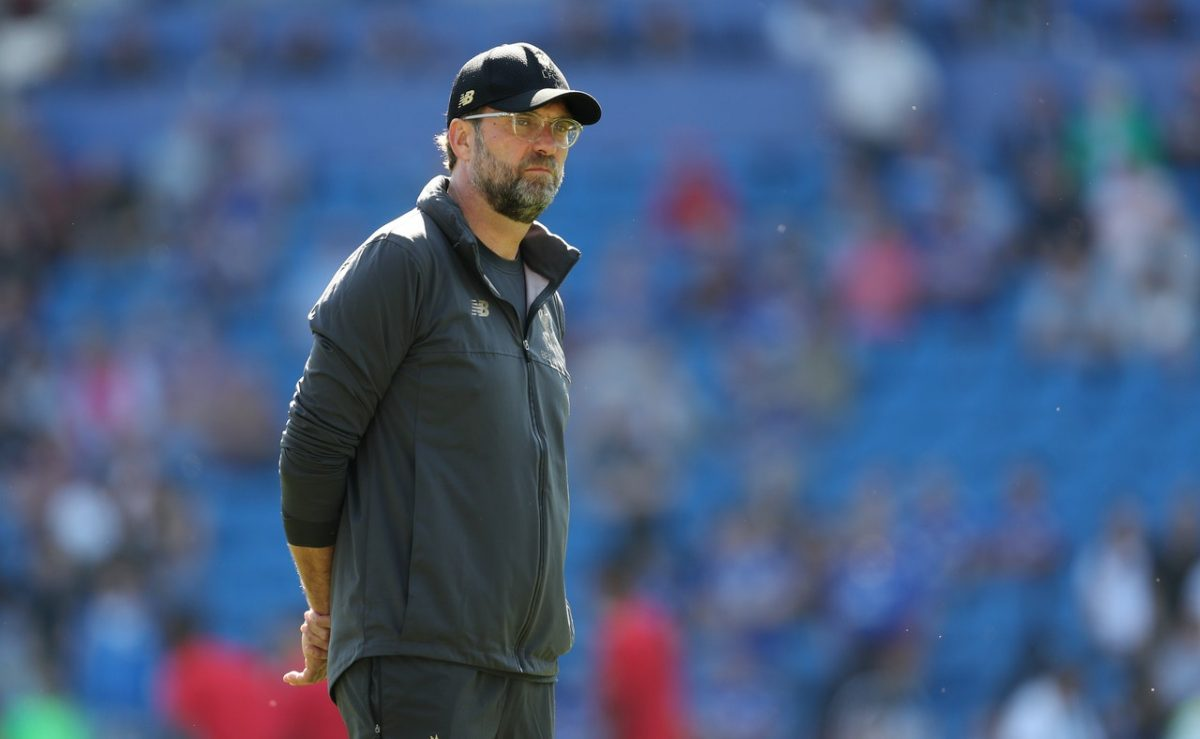 Terriers The Only Focus For Klopp