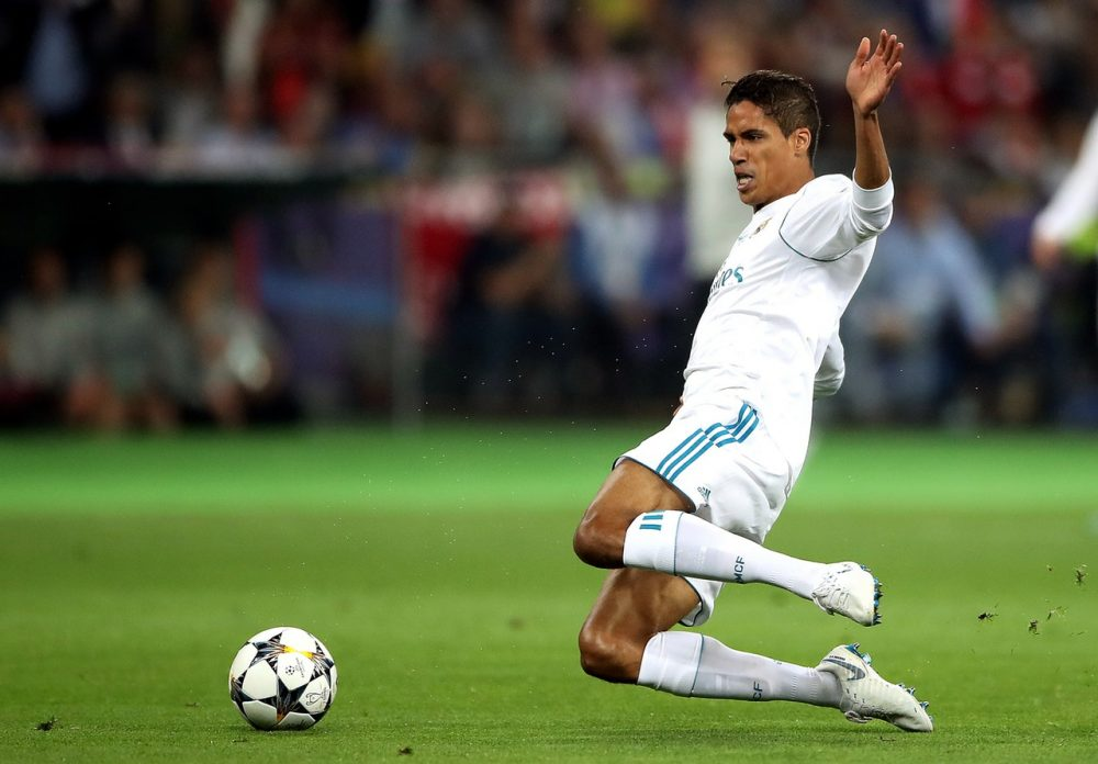 United Step Up Varane Efforts – Report
