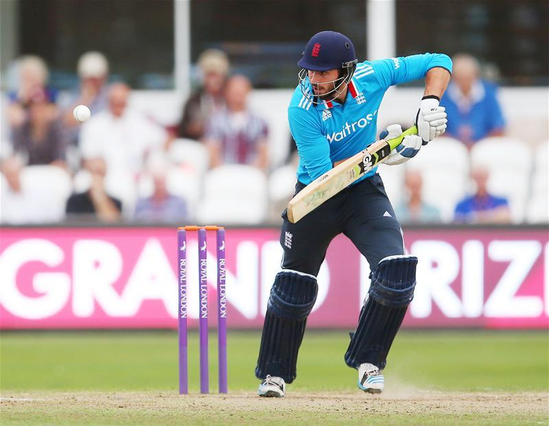 Vince In To Replace Hales