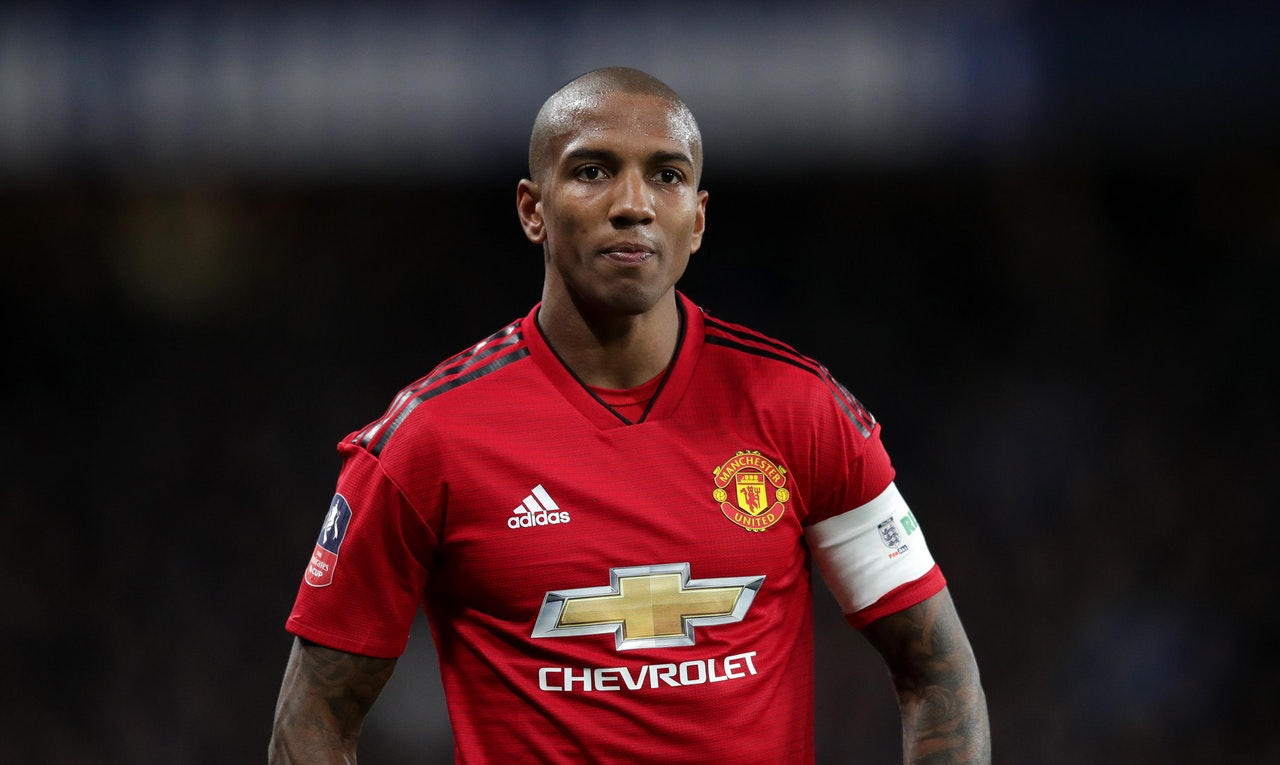 Ashley Young Could Be Heading Out