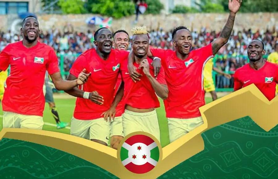 Burundi Coach, Niyungeko Name Berahino 26 Others In AFCON Preliminary Squad