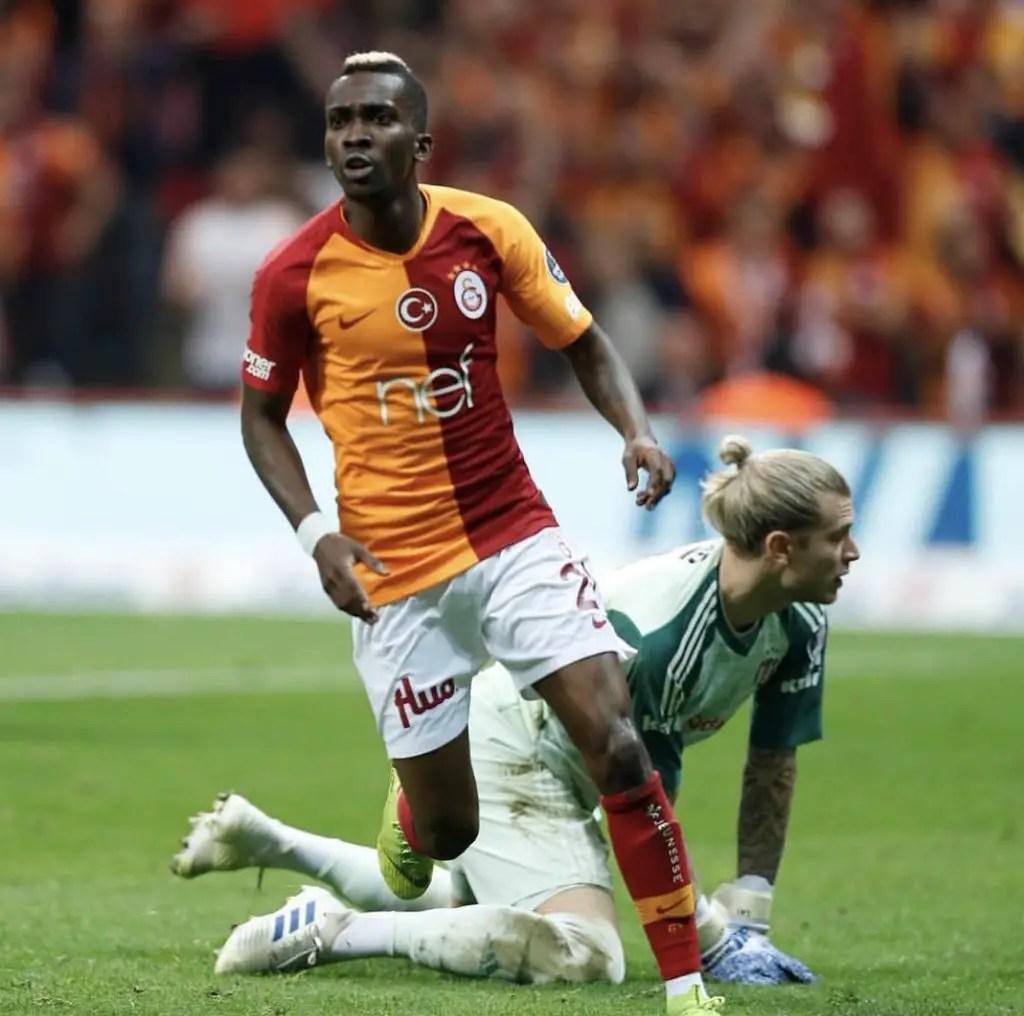 Onyekuru Revels In Galatasaray Istanbul Derby Win Vs Besiktas