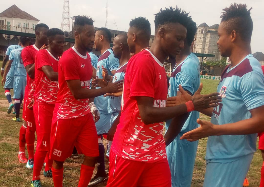 Abia Warriors Maul Ifeanyi Ubah 3-0 In Oriental Derby To Boost Survival Chances