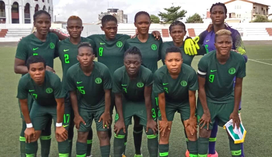NFF Charges Super Falcons To Reach FIFA Women's World Cup Semis