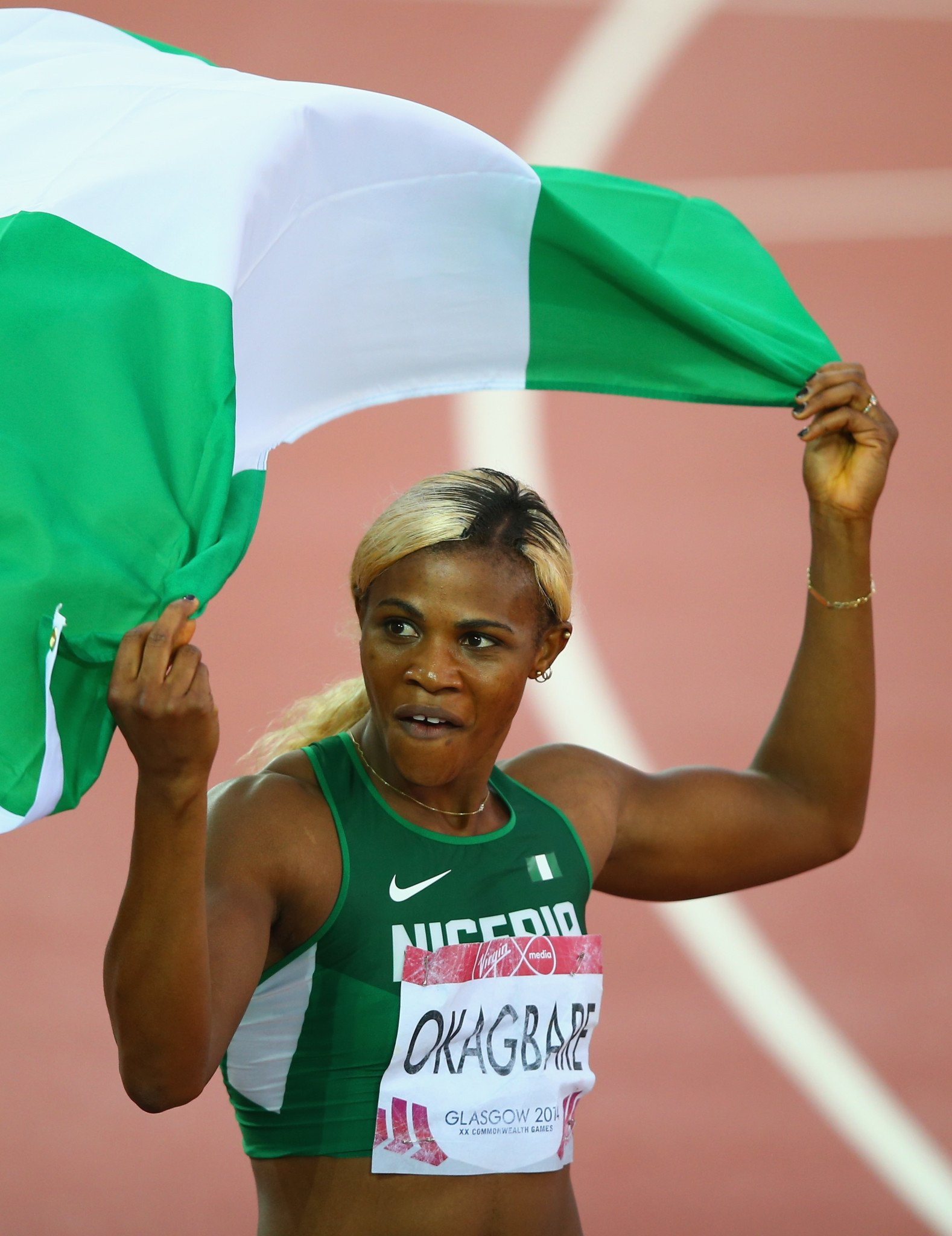 AFN Lists Okagbare, Oduduru, 49 Others For 12th All Africa Games
