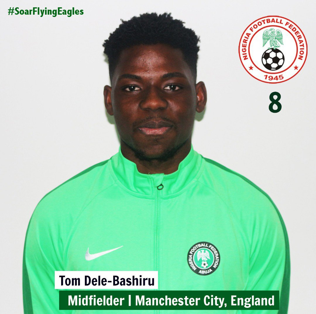 Poland 2019: FIFA Tips Flying Eagles Midfielder Dele-Bashiru, 9 Others To Shine