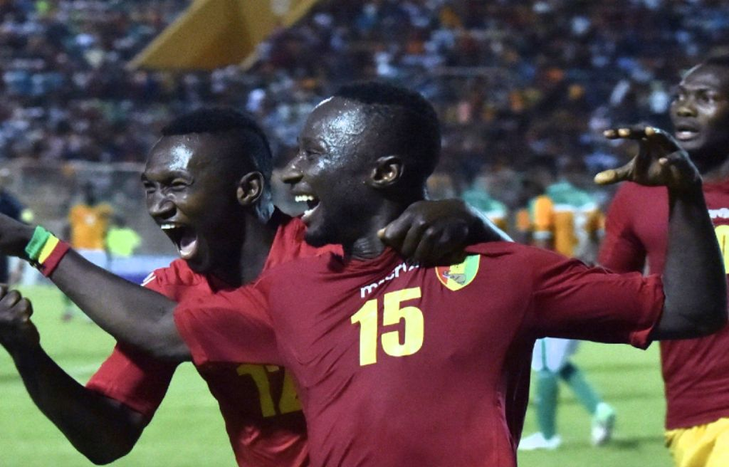 Guinea Coach Considers Dropping Keita From AFCON 2019 Squad Over Injury