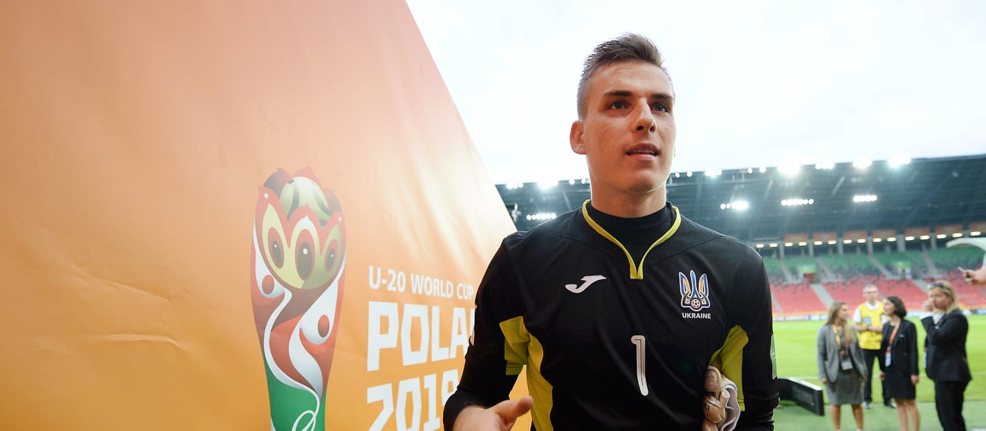Poland 2019: Ukraine's Lunin Targets Top Spot Ahead Of Nigeria Clash