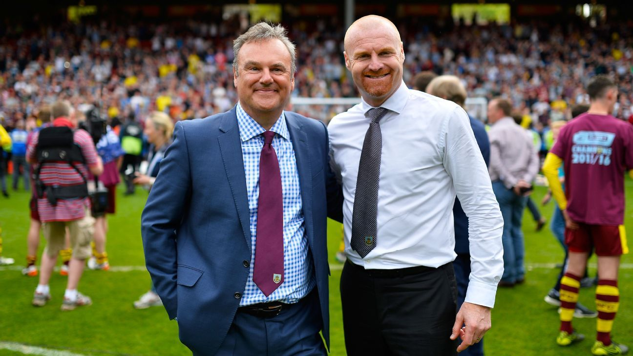 Clarets Turn Their Attention To Transfers