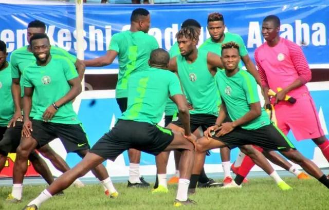 U-23 Eagles Still Owed Winning Bonus Against Libya