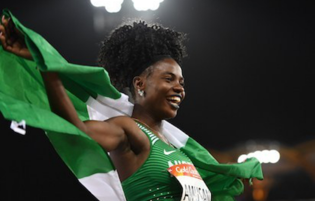 Amusan Races To Third In Stockholm IAAF Diamond League 100m Hurdles