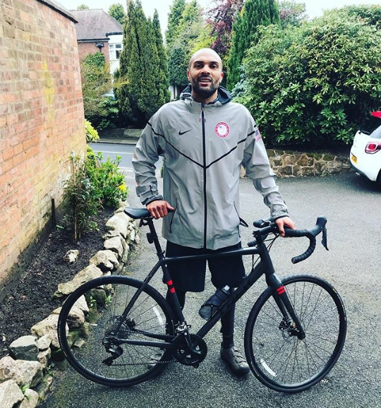 Ikeme To Race In Velo Birmingham & Midlands Charity Cycling