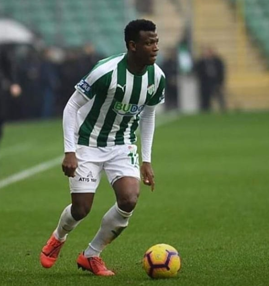 Abdullahi Apologises To Bursaspor Fans Over Relegation To Lower League