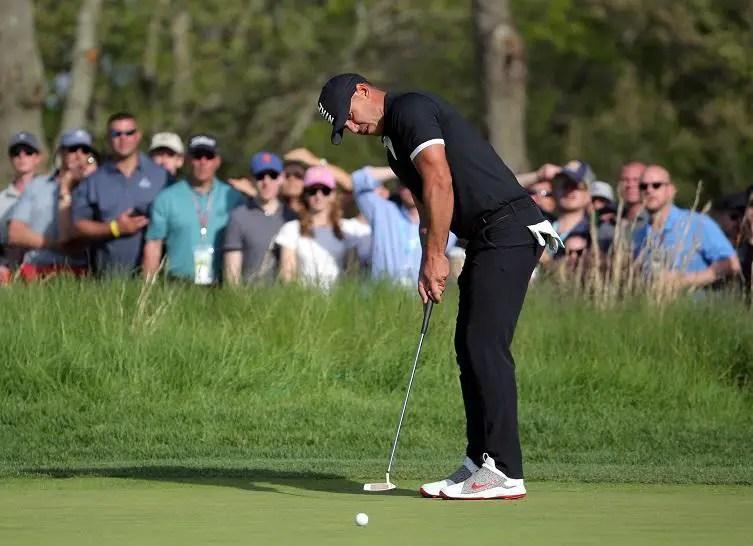 'Confident' Koepka Maintains US PGA Lead