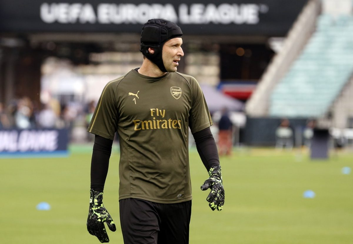 Emery Keeps Cech Waiting