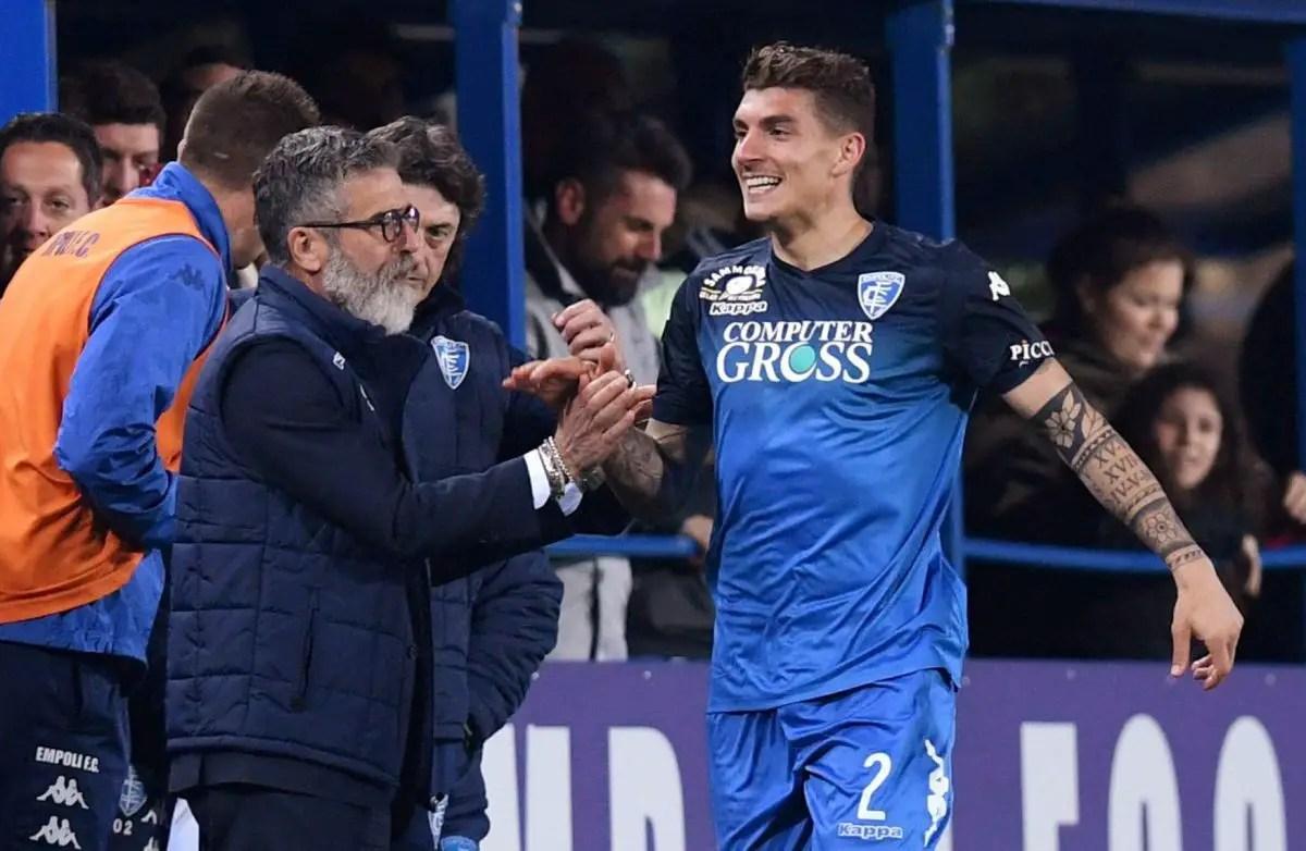 Empoli Defender Welcomes Napoli Interest