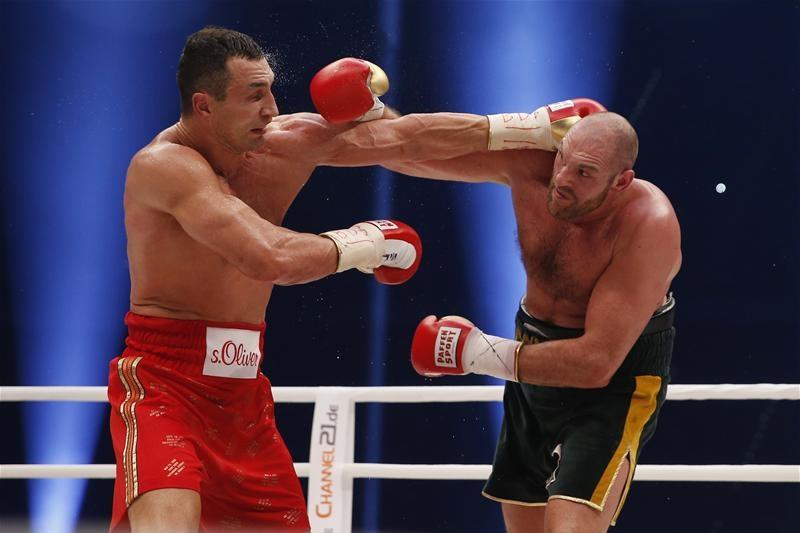 Fury Laughs Off Whyte Bout