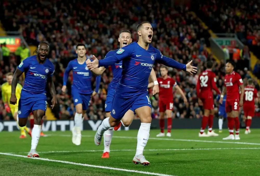Hazard Announcement After Europa League Final – Report