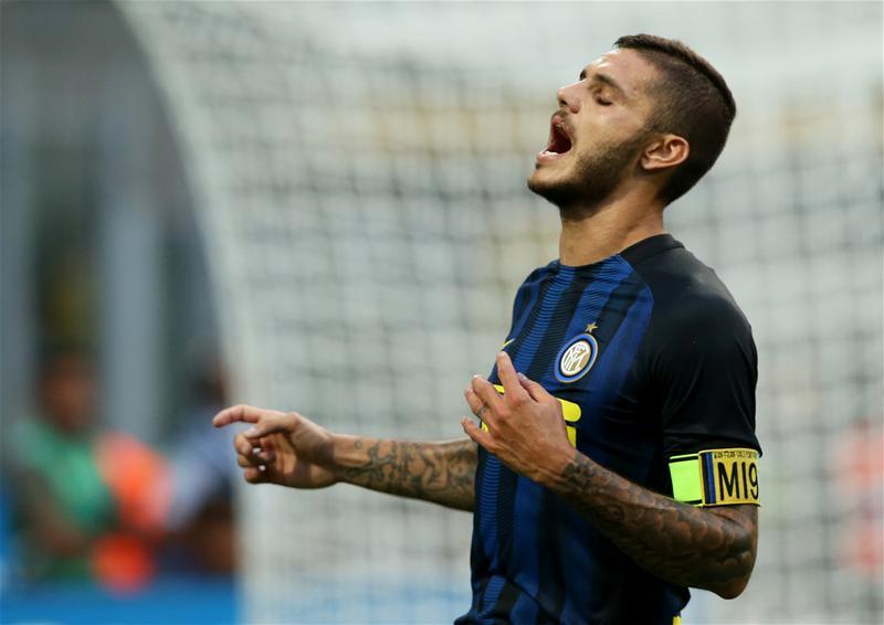 Icardi Tipped To Join Juve