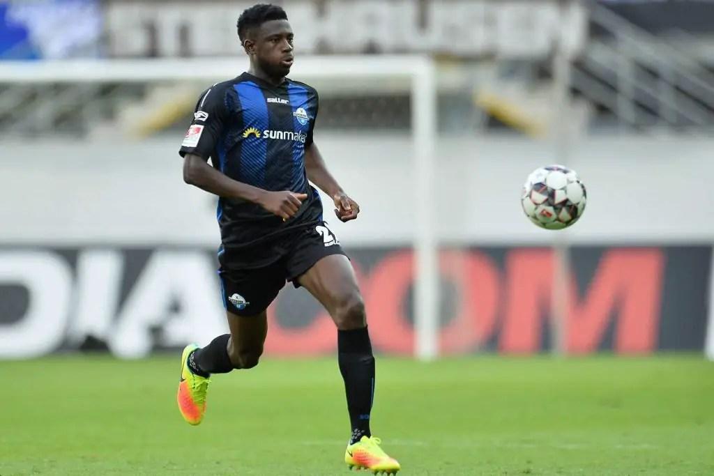 Collins' SC Paderborn On The Cusp Of Bundesliga Promotion