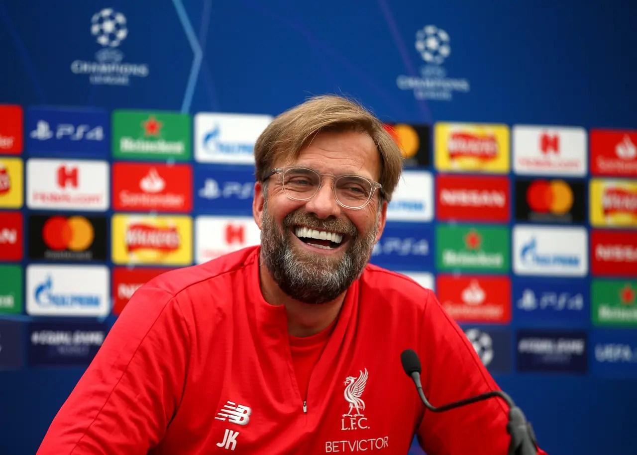 Klopp Dismisses Juventus Talk