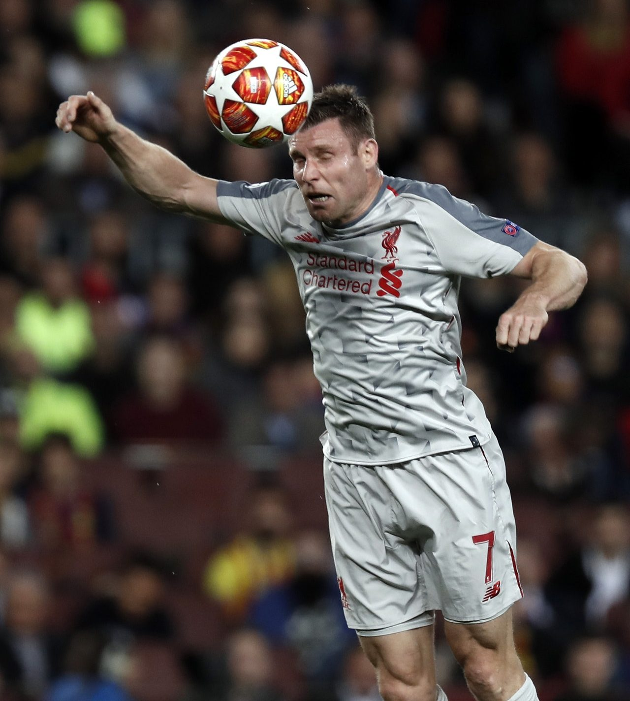 Milner Won't See Season Derailed After Barca Blow