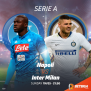 Preview Serie A Napoli Vs Inter Complete Sports