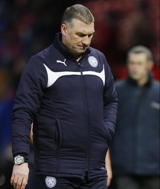 Pearson Backs Leicester To Have A Bright Future