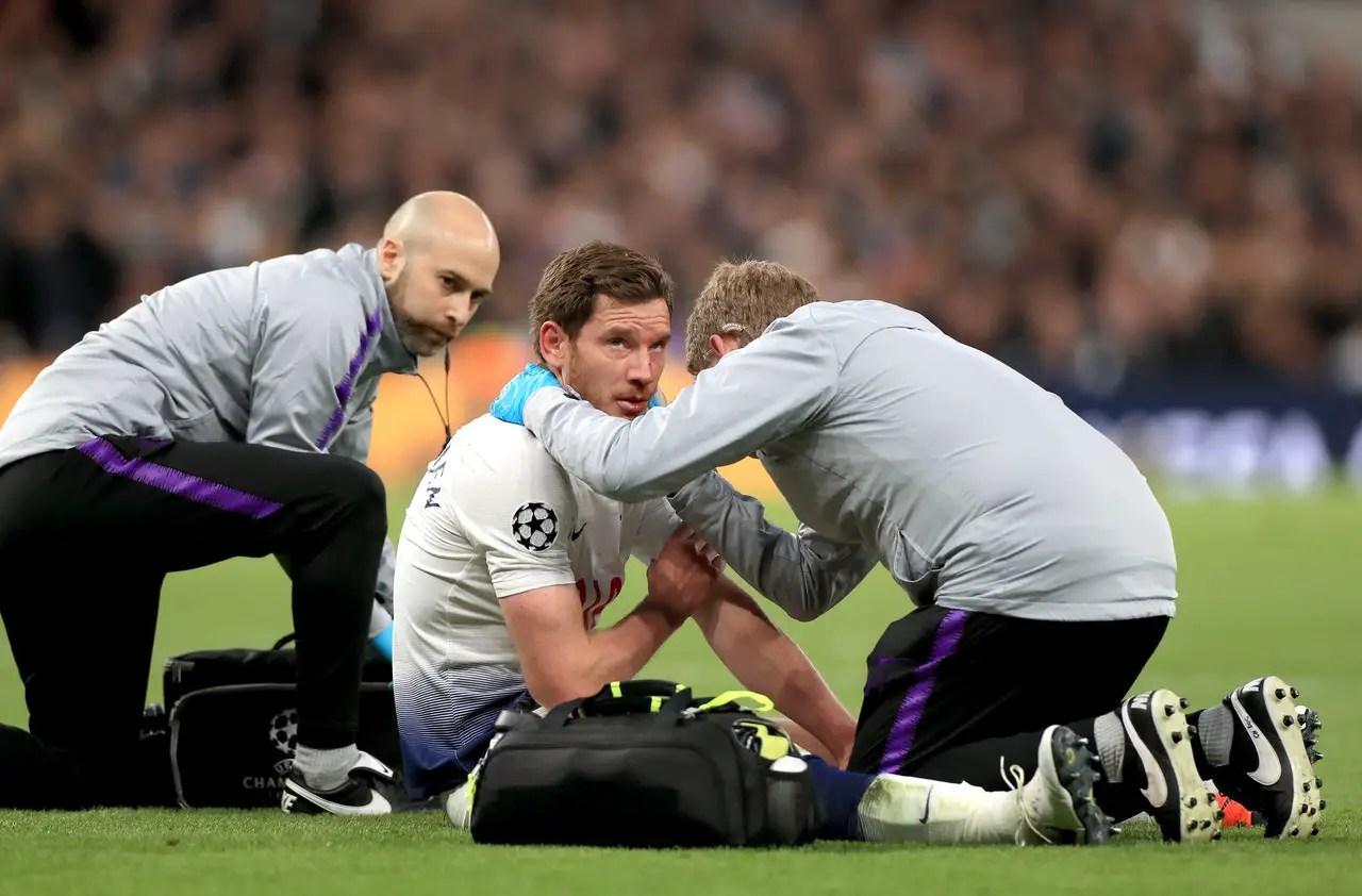 Pochettino Backs Spurs Medical Team