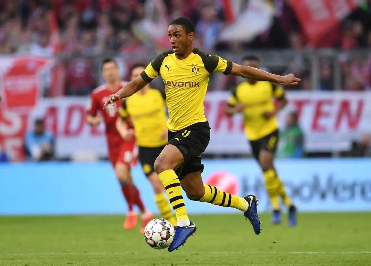 PSG Plot Dortmund Defender Swoop