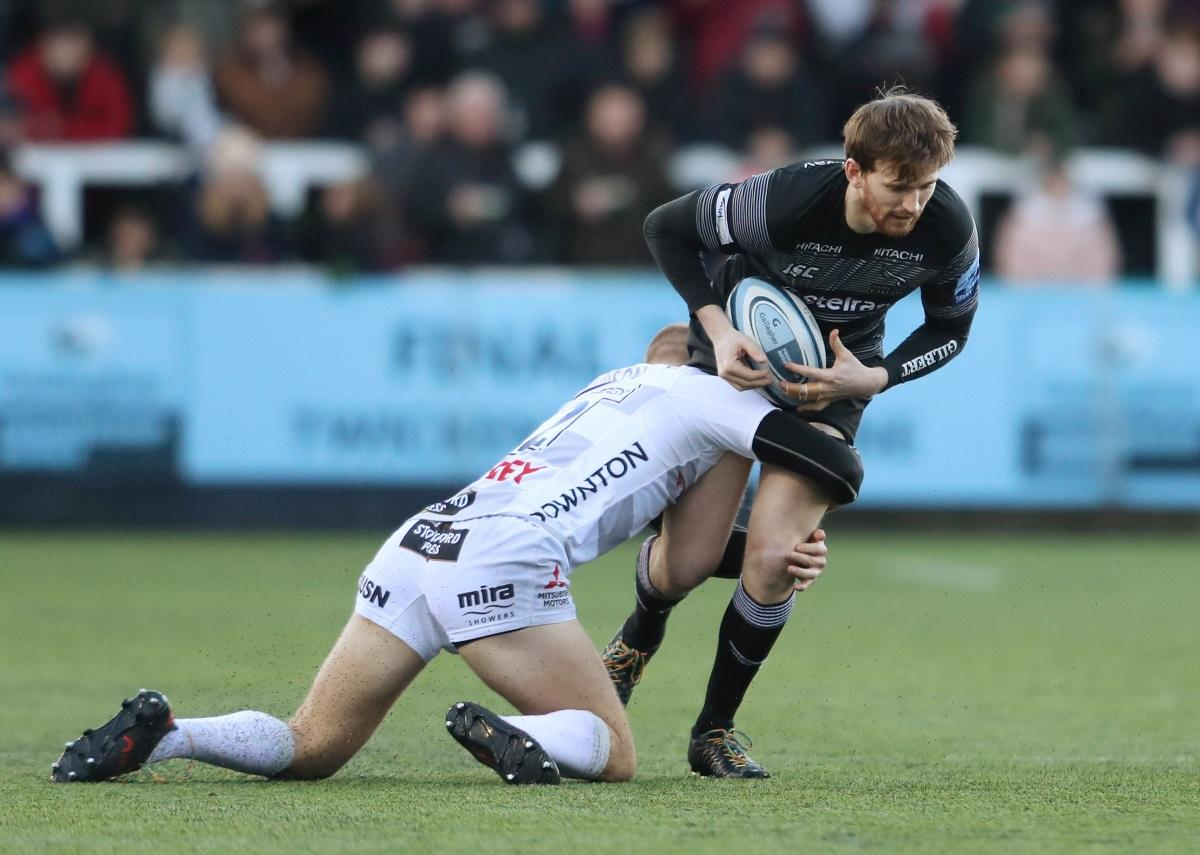 Sale Snap Up Falcons' Full-Back Hammersley