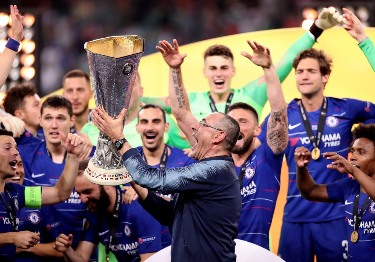 Sarri 'Deserves' Chelsea Stay After Europa Win