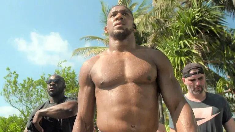 Joshua Not Worried About Wilder Ahead Ruiz Jr Fight