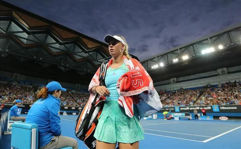 Wozniacki Facing French Open Battle