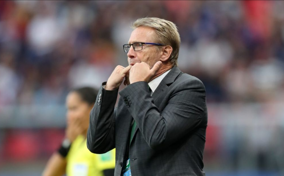 Dennerby Plots To Return As Super Falcons Coach
