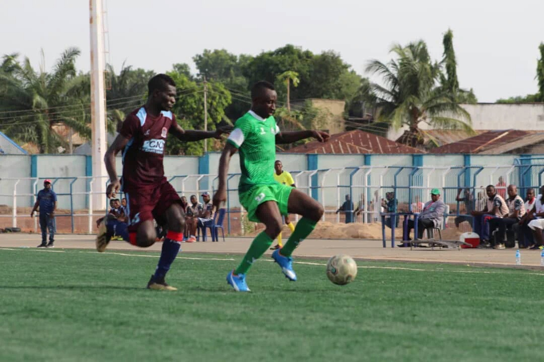 NPFL Championship Play-offs: Enyimba Pip IfeanyiUbah, Secure Top Spot
