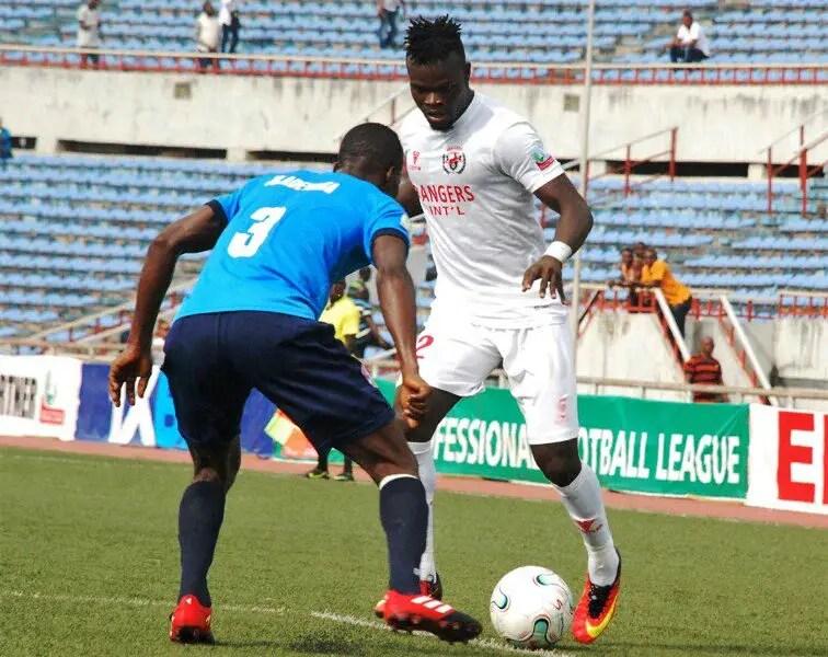 NPFL Championship Playoff : Enyimba Pip Rangers In Opener