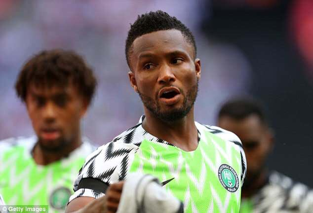 Mikel Starts Vs Zimbabwe,  Chukwueze, Aina, Omeruo,  Akpeyi,  Also In Starting Lineup