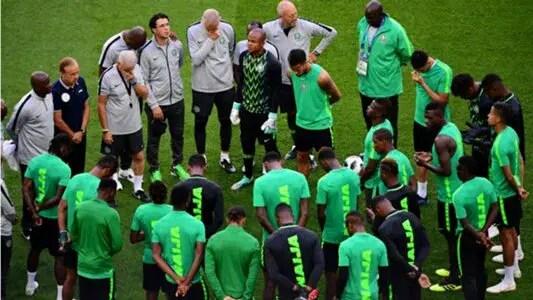 Chukwueze,  Onyekuru,  Osimhen,  Onuachu Arrive  Super Eagles Camp, Team Begin Full Training Monday